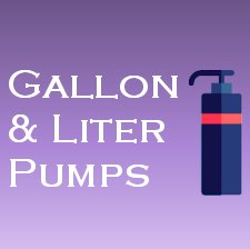 Gallon & Liter Pumps